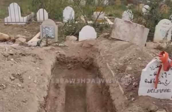 واقعة غريبة .. امرأة تصرخ داخل قبرها بعد تسعة أيام من دفنها !!! -  إليكم ما حدث بالتفاصيل
