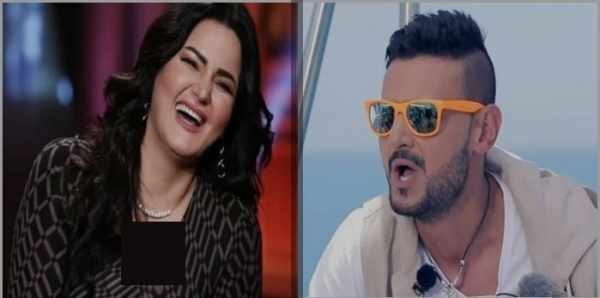 """""""فيديو مُسرب"""" لسما المصري ورامز جلال يثير الجدل.. و""""إم بي سي"""" تتدخل ؟!!"""