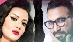 """سمية الخشاب: """"أحمد سعد أعلن طلاقنا وهو نايم.. وعمري ما هكرهه"""" !! .. تصريحات مثيرة"""