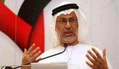 قرقاش: ميليشيات متطرفة تسيطر على العاصمة الليبية وتعطل الحل السياسي