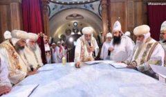 """البابا تواضروس يدشن كنيسة """"أثناسيوس"""" في ألمانيا"""