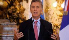 رئيس الأرجنتين موريشيو ماكري يدين الهجوم على عضو بالكونجرس
