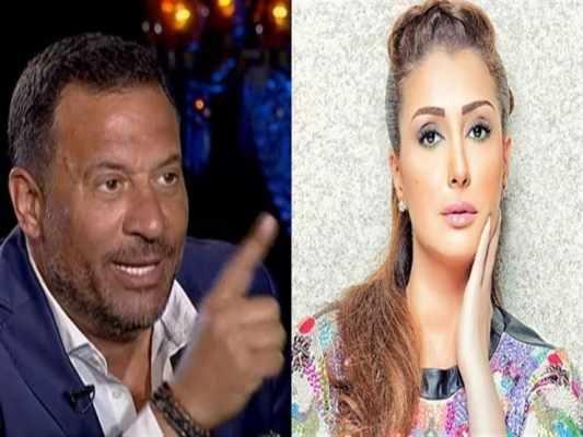 ماجد المصري يكشف أن غادة عبد الرازق أرسلت بلطجية لتصويره وفضحه !!! .. إليكم التفاصيل