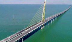 """الكويت تدشّن جسرا من بين الأطول في العالم لربط العاصمة بـ""""مدينة الحرير"""""""