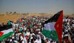 سوريا تجدد تضامنها مع الشعب الفلسطيني لتحرير كل شبر من الأراضي العربية المحتلة