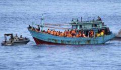 اختطاف 5 بحارة هنود من قبل قراصنة في نيجيريا