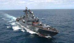 سفن فلبينية وأمريكية ويابانية وهندية تشارك في مناورة بحرية في بحر الصين الجنوبي