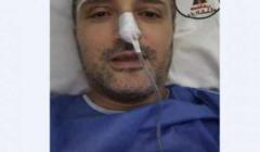 بالفيديو- أول ظهور لشريف مدكور بعد خضوعه لعملية استئصال الورم