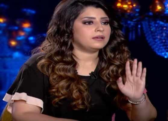 هكذا جاء رد فعل آيتن عامر بعد هجوم ريهام سعيد عليها