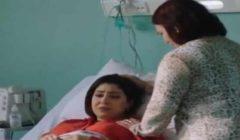 """آيتن عامر تفقد جنينها بسبب شقيقها في الحلقة الـ(12) من مسلسل """"ابن أصول"""""""