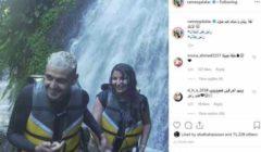 """رسالة خاصة من رامز جلال لشذى حسون بعد حلقتها في """"رامز في الشلال"""" !!"""