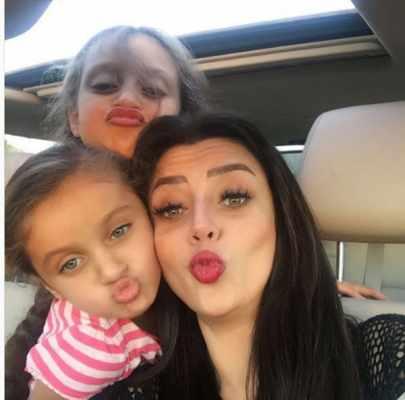 رضوى الشربيني تتعرض للانتقادات بسبب فيديو مع ابنتها - شاهد الفيديو
