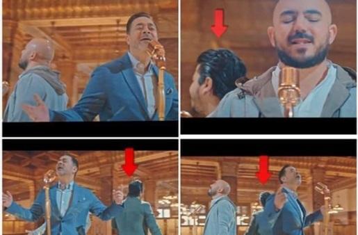 رد صادم من مصطفي حجاج على تجاهله في إعلان بنك مصر ؟!! .. إليكم التفاصيل