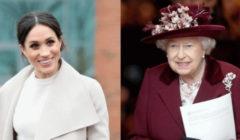 لماذا وبخت الملكة إليزابيث ميغان ماركل؟!!