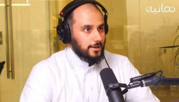 شاهد رد فعل إبن الوليد بن طلال عندما سأله المذيع هل هذا رقم والدك؟!!