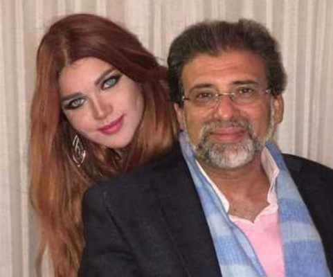 ياسمين الخطيب تتحدث عن فيديوهات خالد يوسف - تفاصيل مثُيرة