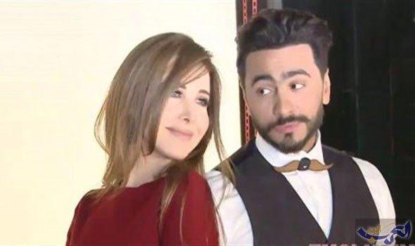 نانسي عجرم تعلن إعتزالها للفن في هذه الحالة ؟!!