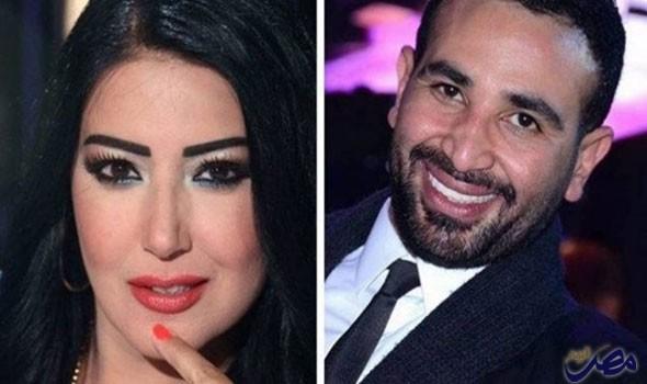 مفاجأة.. أحمد سعد يؤكد أنه الزوج رقم 6 في حياة سمية الخشاب !!!