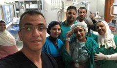 ممثلة كويتية تنشر صورتها من المستشفى بعد تعرضها لجلطة في القلب - إليكم ما حدث
