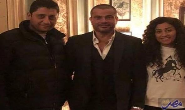 """عمرو دياب يظهر في مسلسل دينا الشربيني """"زي الشمس"""" !!"""