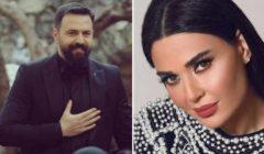 شاهدوا سيرين عبد النور تعلق على مشاهدها الجريئة مع تيم حسن في الهيبة.. وتكشف رد فعل زوجها!