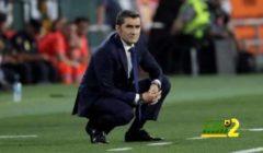 🔴 الأس   لاعبو برشلونة يشعرون أن فالفيردي سيغادر !
