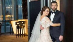 مفاجأة صادمة .. كندة علوش تعرض فستان زفافها من عمرو يوسف للبيع !!! - ما السبب؟
