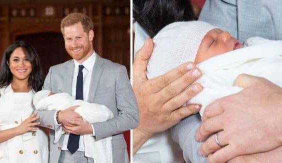 """شاهدوا بالصور .. مذيع يلقى عقابه بعد أن شبّه طفل الأمير هاري وميغان ماركل بـ""""القرد"""""""