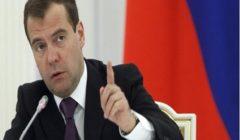 مدفيديف: نثمن مواقف الدول الإفريقية التي تبتعد عن معاداة موسكو