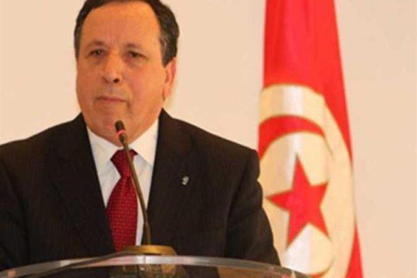 وزير الخارجية التونسي: حريصون على تعزيز علاقات التعاون مع فرنسا