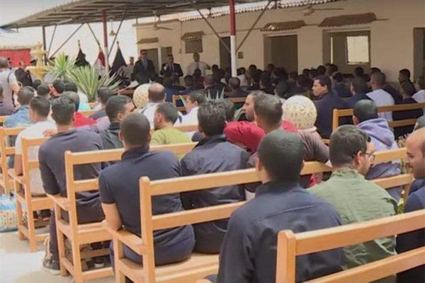 الداخلية: الإفراج بالعفو عن 685 من نزلاء السجون بمناسبة عيد الفطر