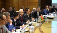 لجنة التصنيع العسكري المصرية البيلاروسية تجتمع بممثلي القوات المسلحة
