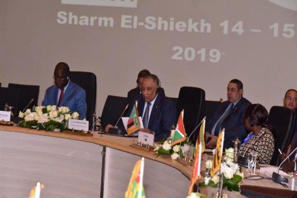 انطلاق الاجتماع الرابع لاتحاد هيئات مكافحة الفساد الإفريقية بشرم الشيخ
