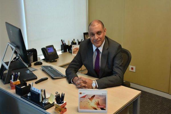 هشام السفا عضوا منتدبا للتجاري وفا بنك إيجيبت خلفا لهلا صقر