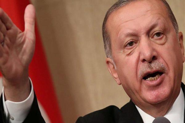 حزب المؤتمر: نرفض تدخلات أردوغان السافرة في الشأن المصري