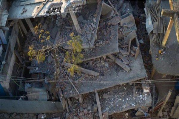 زلزال بقوة 6ر5 درجة يضرب ولاية كاليفورنيا الأمريكية