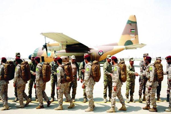 اختتام تمرين عسكري سعودي أردني يركز على التصدي للإرهاب