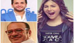 """""""نشكر العارضة وطبعا تريزجيه"""".. تعليقات نجوم الفن على مباراة مصر"""