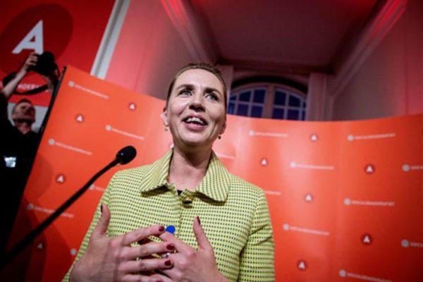 نائبة الحزب الديمقراطي الاجتماعي ميت فريدريكسن تتجه لرئاسة الحكومة الدنماركية