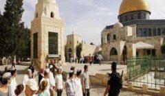 الجامعة العربية: اقتحام المستوطنين للحرم القدسي يؤكد أطماع الاحتلال في تهويد الأقصى