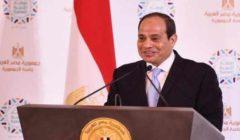 السيسي: أنفقنا ٤٠٠ مليار جنيه على مشروعات البنية التحتية في سيناء