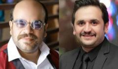 فيديو طريف لمصطفى خاطر ومحمد عبد الرحمن .. من صورهم؟! - شاهد