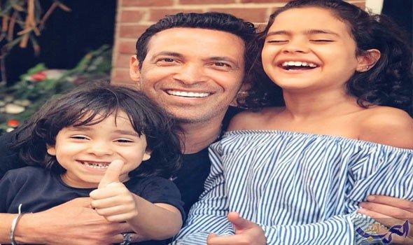 أسنان إبن سعد الصغير تثير جدلاً على مواقع التواصل - شاهد بالصور
