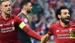 فيديو : صلاح يقود ليفربول لإنهاء الشوط الأول من النهائي متقدما أمام السبيرز