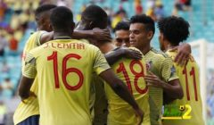 مؤشرات إيجابية لـ كولومبيا بكوبا أمريكا