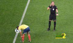 بيتانا يلغي هدفا جديدا لتشيلي أمام كولومبيا بكوبا أمريكا
