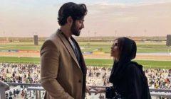 الاماراتية سارة المدني تشعل مواقع التواصل بخبر زواجها من رجل اعمال باكستاني - شاهد بالصور
