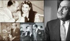 توفى أثناء نومه وهذا الفيلم أصابه بذبحة صدرية .. بالفيديو 14 معلومة عن سراج منير في ذكرى ميلاده