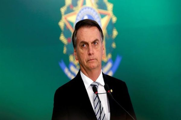 نجل الرئيس البرازيلي يدافع عن احتمال تعيينه سفيرا بواشنطن