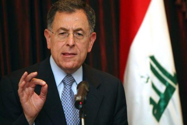 فؤاد السنيورة: لا ينبغي أن يكون هناك سلاح في لبنان غير سلاح الدولة